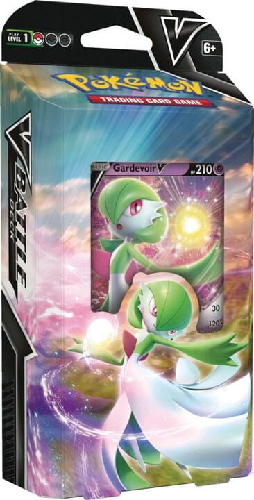 Karetní hra Pokémon TCG: Gardevoir V Battle Deck