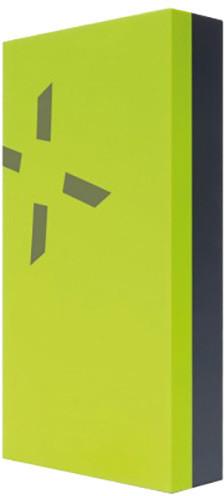 FIXED powerbanka Zen Power 12 000 mAh, limetková