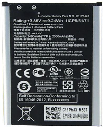 ASUS C11P1428 Original Baterie 2400mAh Li-Pol