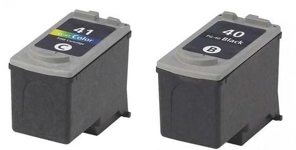 Canon PG-40/CL-41 Multi Pack černá + barevná
