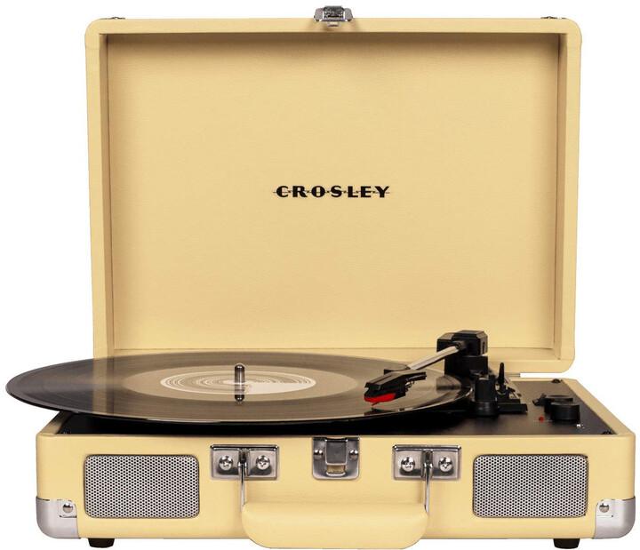 Crosley Cruiser Deluxe, fawn