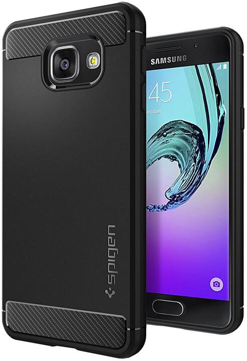 Spigen Rugged Armor pro Samsung Galaxy A3 (2016), black