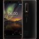 Nokia 6 2018, Dual Sim, 32GB, černá