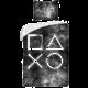 Povlečení PlayStation - Buttons (černé)