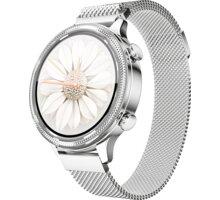Aligator Watch Lady, Silver - AW02SR