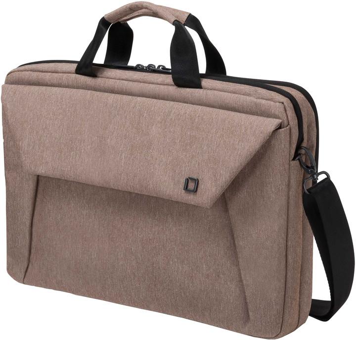 """DICOTA Slim Case Plus EDGE - Brašna na notebook - 13.3"""" - sandstone"""