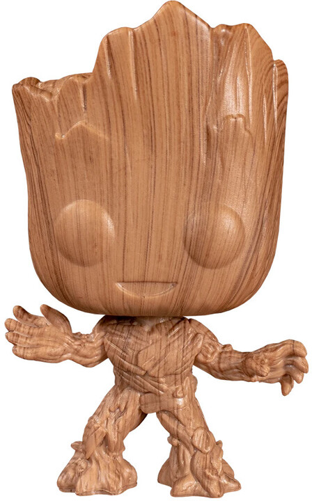 Figurka Funko POP! Guardians of the Galaxy - Groot Special Edition