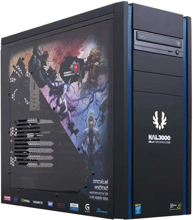 HAL3000 herní sestava MČR