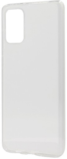 EPICO RONNY GLOSS CASE Samsung Galaxy S20+ - bílá transparentní - samostatně neprodejné