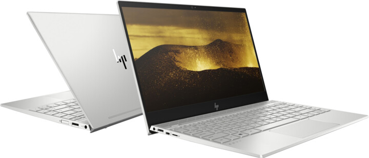 HP ENVY 13-ah0001nc, stříbrná