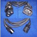 PremiumCord napájecí prodlužovací 220V - 5m