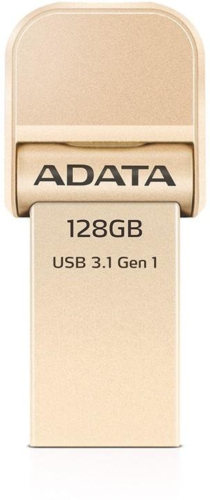 ADATA AI920 128GB zlatá