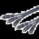 PremiumCord Kabel 3x CINCH-3x CINCH M/M 2m HQ
