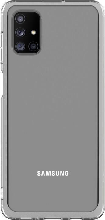 Samsung ochranný kryt pro Samsung Galaxy M51, transparentní