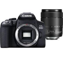 Canon EOS 850D + EF-S 18-135mm f/3,5-5,6 IS USM - 3925C020 + Canon blesk Speedlite 430EX III-RT v 7 549 hodnotě Kč