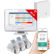 Honeywell Evohome Starter Set CZ, Evohome Touch WiFi + 3x termohlavice + BDR91, +5% ErP 8