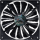 Aerocool Shark Fan, 120 mm, evil black