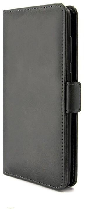 EPICO ochranné pouzdro ELITE FLIP pro Samsung Galaxy A12, černá