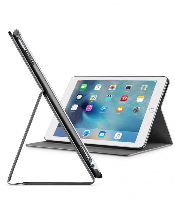 """CellularLine Pouzdro se stojánkem FOLIO pro Apple iPad 9,7"""" (2017), černé"""