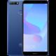 Huawei Y6 Prime 2018, modrý  + Huawei Original Pouzdro Transparent pro Y6 Prime (v ceně 199 Kč) + Huawei Original BT reproduktor AM08 White (EU Blister) (v ceně 699 Kč)
