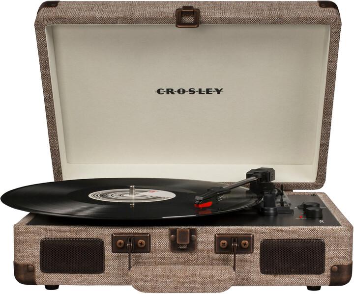 Crosley Cruiser Deluxe, havana