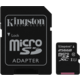 Kingston Micro SDXC Canvas Select 256GB 80MB/s UHS-I + SD adaptér