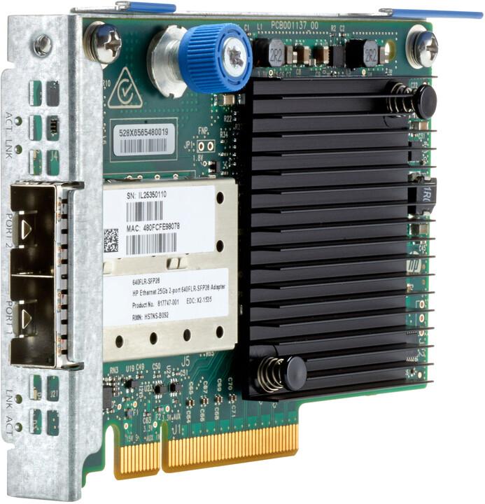 HPE 10/25Gb, 2P, 640FLR-SFP28