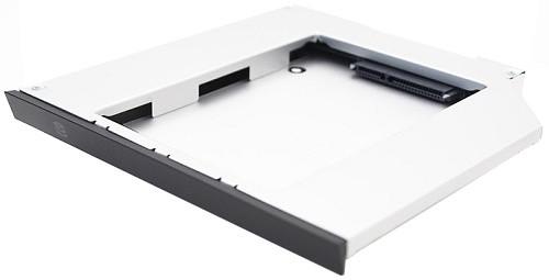 Dell rámeček pro sekundární HDD do Media Bay šachty pro Latitude E4200, E4300, E4310