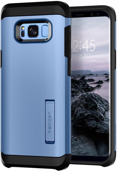 Spigen Tough Armor pro Samsung Galaxy S8, blue coral