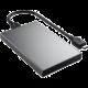 Satechi Aluminum Type-C HDD/SSD Enclosure, šedá  + Nakupte alespoň za 2 000 Kč a získejte 100Kč slevový kód na LEGO (kombinovatelný, max. 1ks/objednávku)