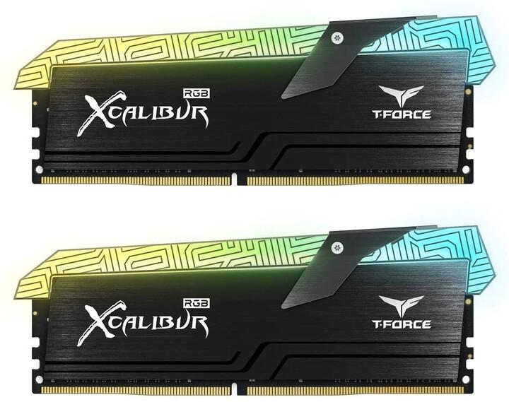 Team T-FORCE XCalibur RGB 32GB (2x16GB) DDR4 3600, Special Edition