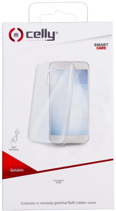 CELLY Gelskin TPU pouzdro pro Huawei Y7 / Nova Lite+, bezbarvé