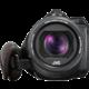 JVC GZ R435B, černá