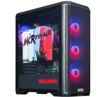HAL3000 MČR Finale 3 Pro (AMD), černá O2 TV Sport Pack na 3 měsíce (max. 1x na objednávku)