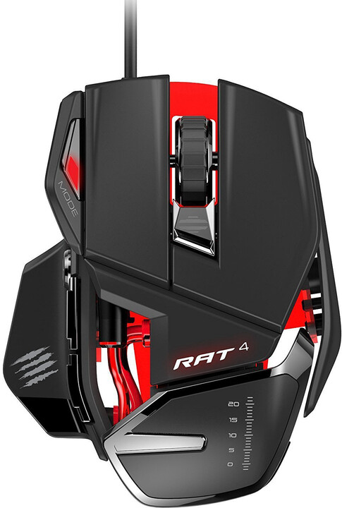 Mad Catz R.A.T. 4