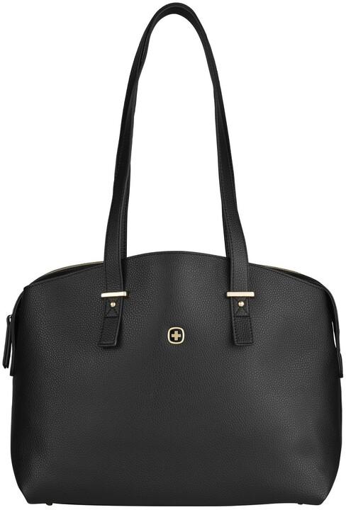 """WENGER ROSAELLI - 14"""" dámská kabelka na notebook, černá"""