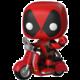Figurka Funko POP! Deadpool - Deadpool on Scooter