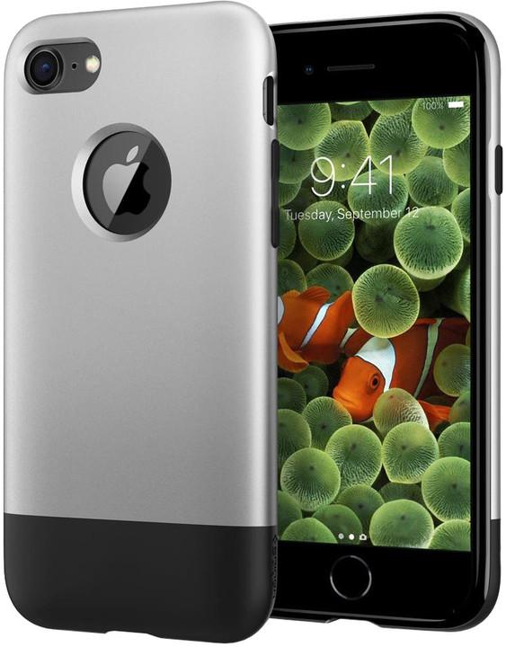 Spigen Classic One pro iPhone 8/7, šedá