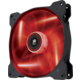 Corsair Air Series AF140 Quiet LED Red Edition, 140mm