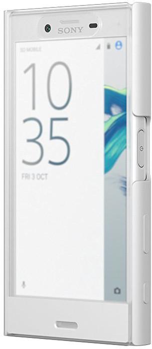 Sony SCTF20 Style Cover Touch X Compact, bílá