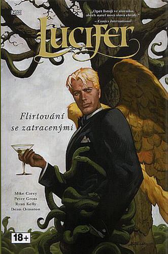 Komiks Lucifer: Flirtování se zatracenými, 3.díl