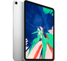 """Apple iPad Pro Wi-Fi + Cellular, 11"""" 2018, 64GB, stříbrná  + Apple TV+ na rok zdarma + DIGI TV s více než 100 programy na 1 měsíc zdarma"""