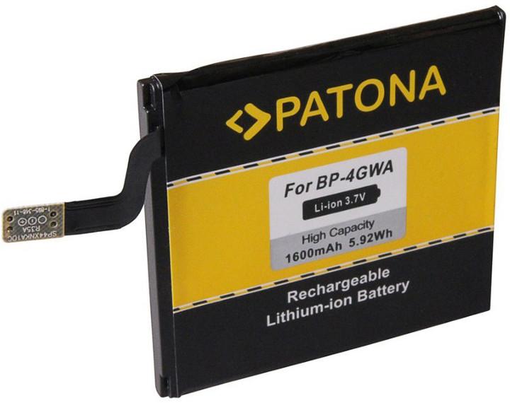Patona baterie pro Nokia BP-4GWA 1600mAh 3,7V Li-Ion