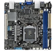 ASUS P11C-I - Intel C242 - 90SB06T0-M0UAY0 + 2 ks Poukázka OMV (v ceně 200 Kč) k ASUS