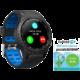 EVOLVEO SPORTWATCH M1S s podporou SIM, modročerná  + Možnost vrácení nevhodného dárku až do půlky ledna
