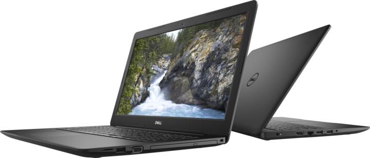Dell Vostro 15 (3580), černá