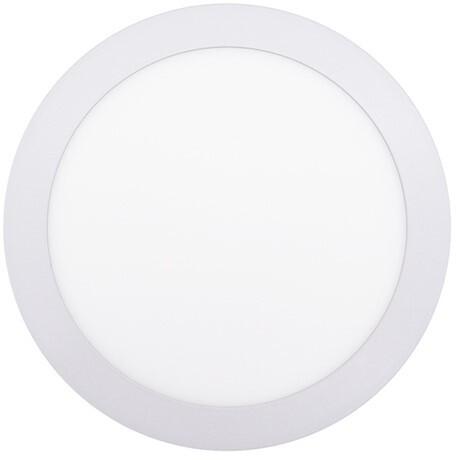Solight LED mini panel CCT, přisazený, 18W, 1530lm, 3000K, 4000K, 6000K, kulatý