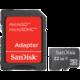 SanDisk Micro SDHC 32GB Class 4 + SD adaptér