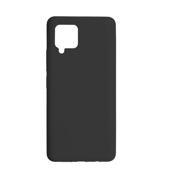 FIXED silikonový kryt Flow pro Samsung Galaxy A42 5G, černá