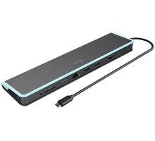 i-tec dokovací stanice USB-C Flat + univerzální nabíjecí adaptér 60 W